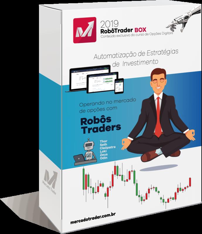 Mercado Trader Opções Binárias e Robôs